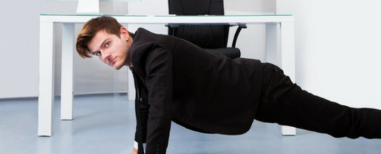 Bosses Who Exercise Are Nicer To Be Around