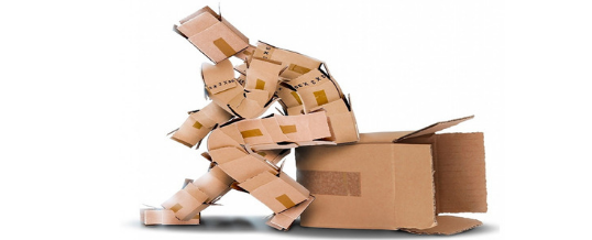 The Language Of Cardboard…