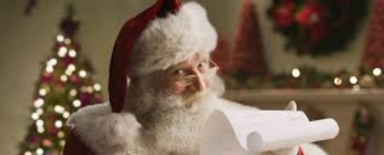 Business Lessons From Santa…
